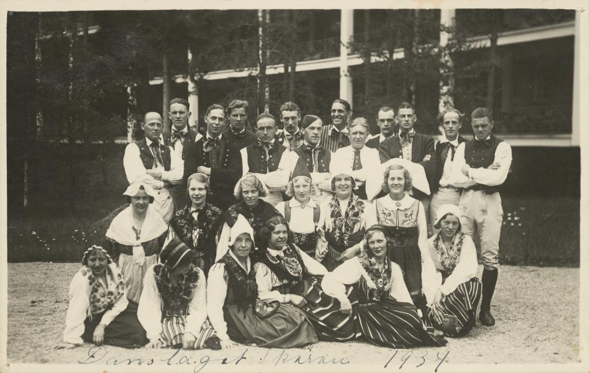 Skäran 1934