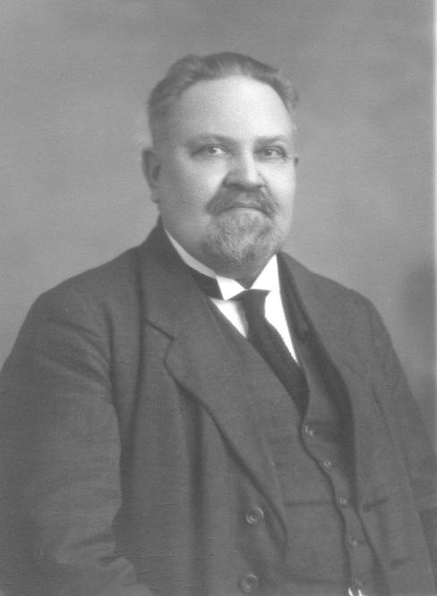 Karl Tirén.